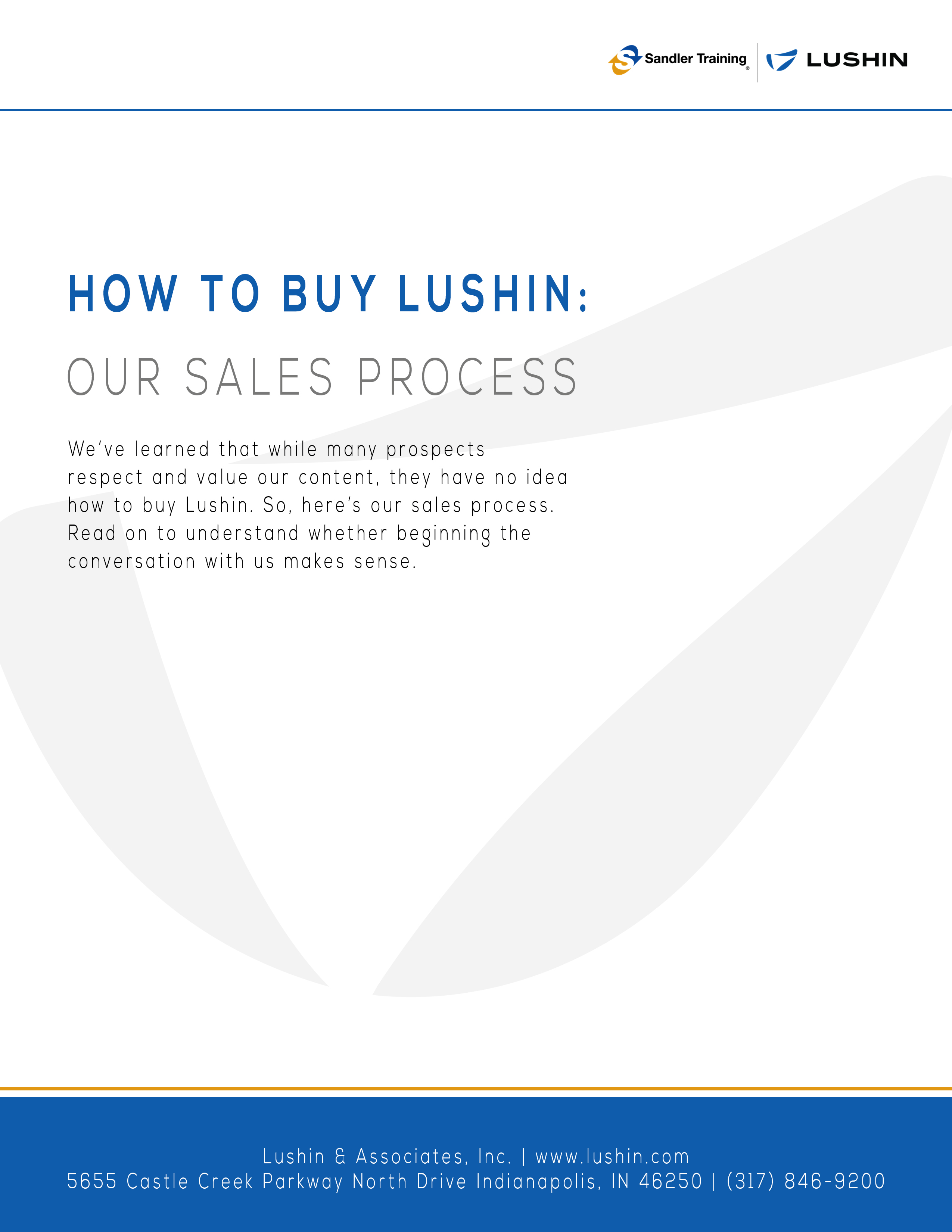 How to Buy Lushin Template