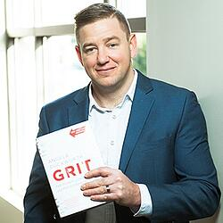 Rob Lime, sales consultant and trainer at Lushin Inc, on the book Grit