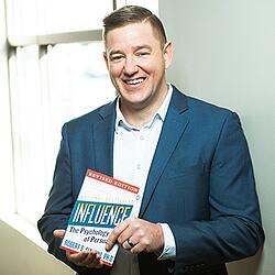 Rob Lime, sales consultant and trainer at Lushin Inc, on the book Influence