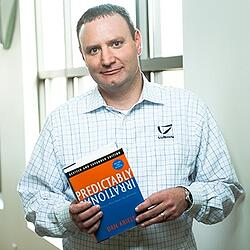 Aaron Prickel, sales consultant and trainer at Lushin Inc, on the book Predictably Irrational