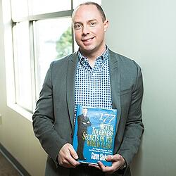 Shad Tidler, sales consultant and trainer at Lushin Inc, on the book Mental Toughness Secrets of the World Class