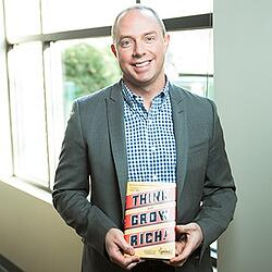 Shad Tidler, sales consultant and trainer at Lushin Inc, on the book Think and Grow Rich