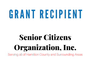 Lushin Foundation - Grant Recipient - Senior Citizens Organization, Inc