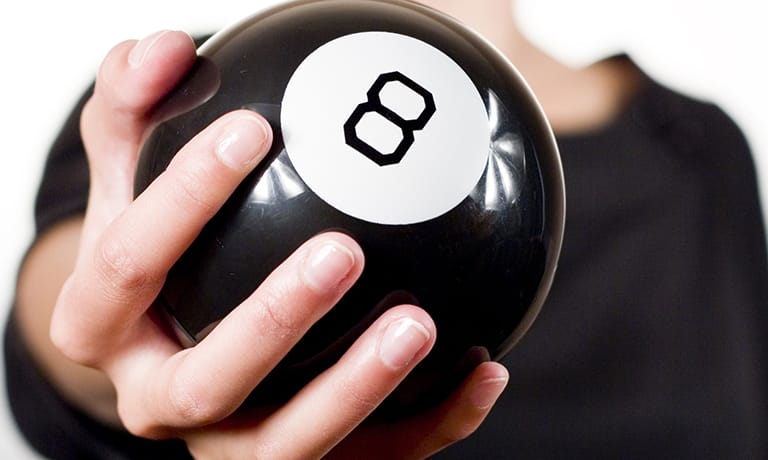 You Can't Use A Magic 8 Ball To Hire Top Talent