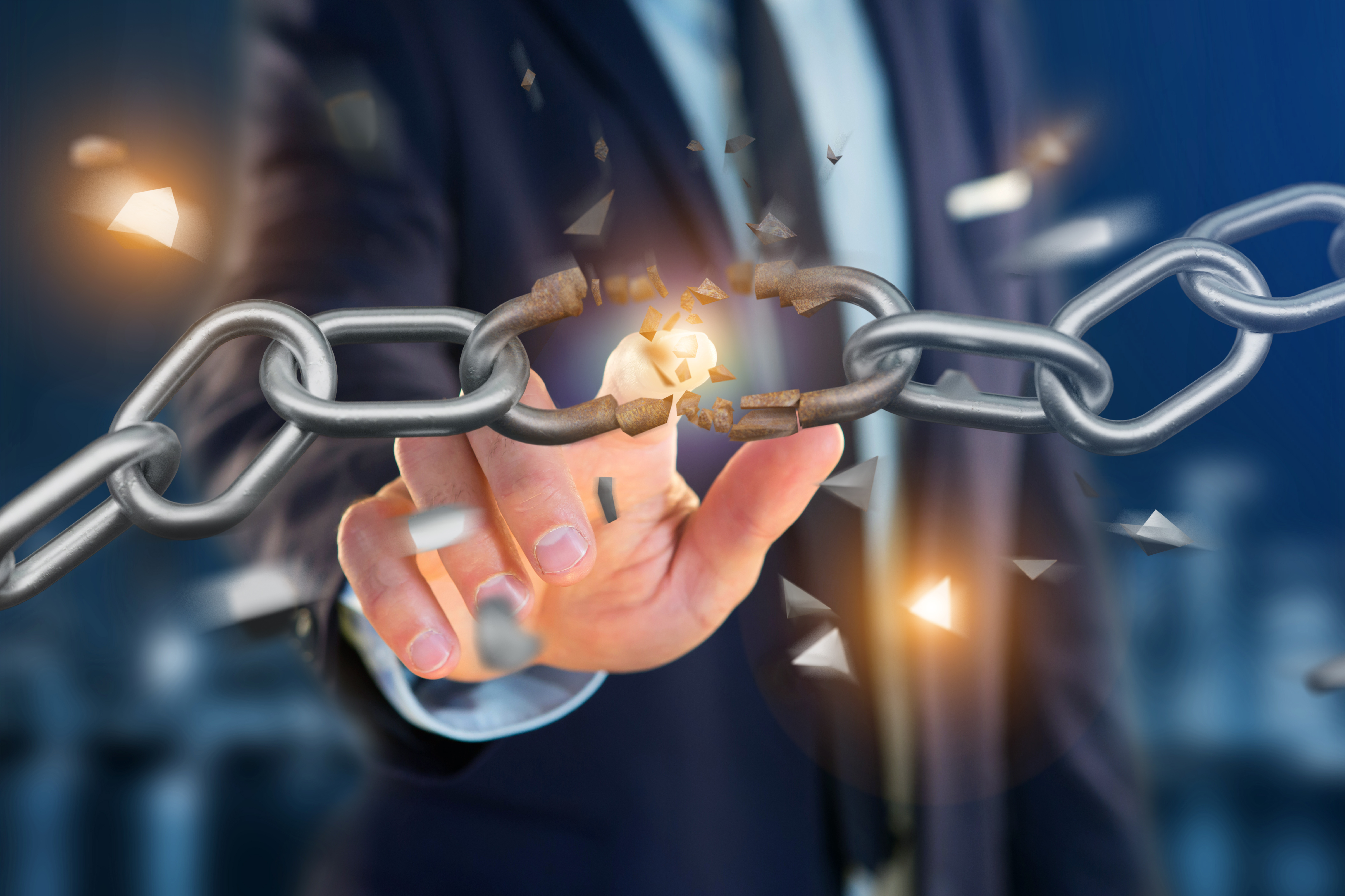 Don't Tolerate Weak Links In Your Sales Team